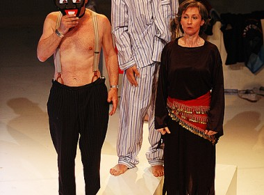 Scène X Ricardo, Rep, Maud